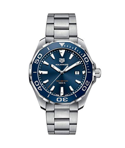 TAG Heuer Aquaracer Blue Dial 43mm Men's Watch