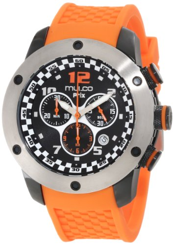 Mulco Unisex Prix Chronograph Swiss Movement Watch