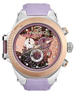 Mulco Legacy Impresionism Swiss Chronograph Movement Women's Watch