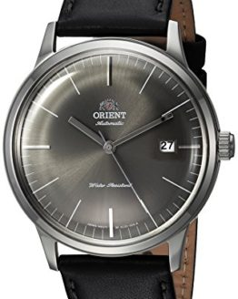 Orient Men's '2nd Gen. Bambino Ver. 3' Japanese Automatic Stainless Steel