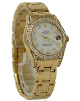 Rolex Masterpiece Swiss-Automatic Female Watch