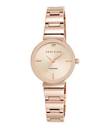 Anne Klein Women's Diamond-Accented Watch