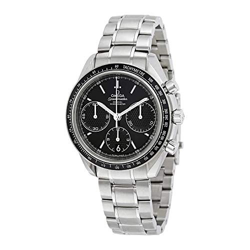 Omega Speedmaster Racing Automatic Chronograph Stainless Steel Mens Watch
