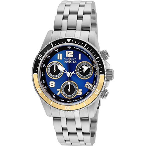 Invicta Women's 'Pro Diver' Quartz Stainless Steel Casual Watch
