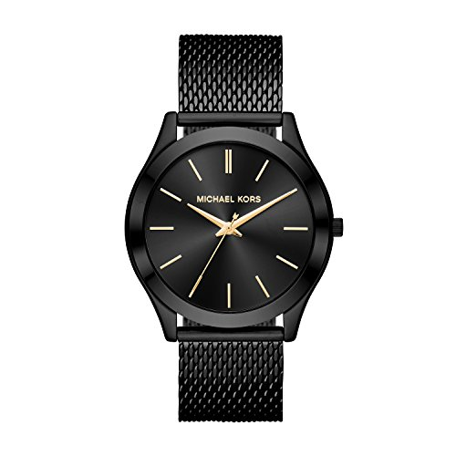 Michael Kors Men's Slim Runway Analog-Quartz Watch