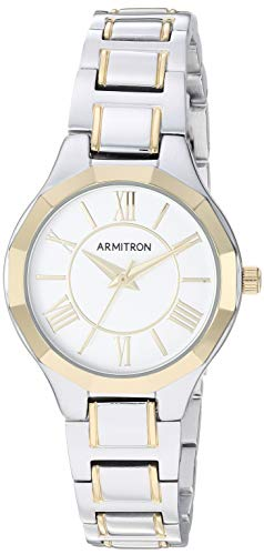 Armitron Women's Two-Tone Bracelet Watch