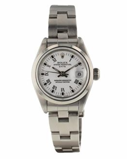 Rolex Date Automatic-self-Wind Female Watch