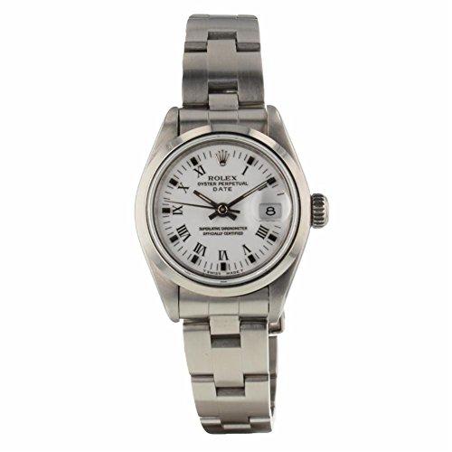 Rolex Date Automatic-self-Wind Female Watch