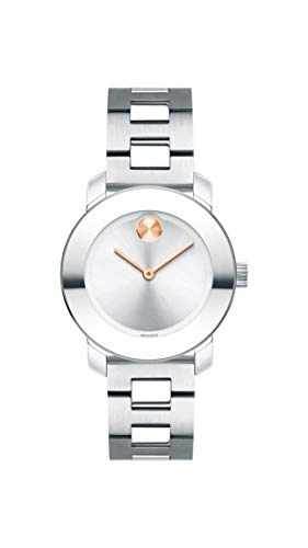 Movado Women's BOLD Iconic Metal Stainless Watch