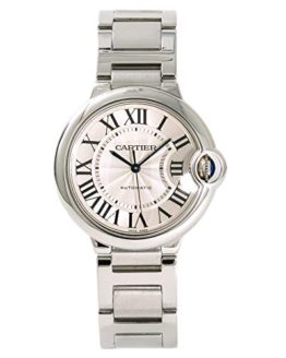Cartier Ballon Bleu Automatic-self-Wind Female Watch