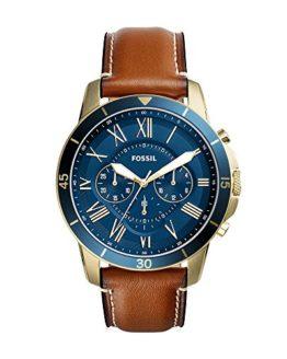 Fossil Men's Stainless Steel Quartz Watch