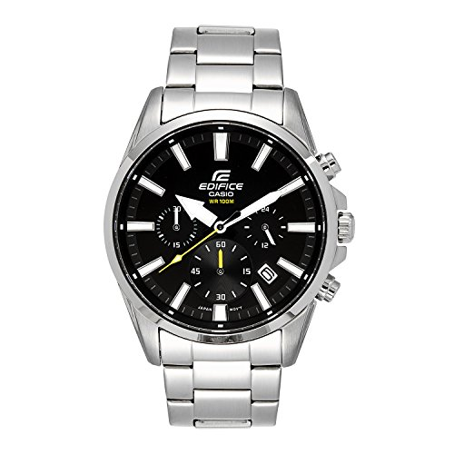 Casio Men's ' Edifice Quartz Stainless Steel Casual Watch