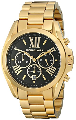 Michael Kors Women's Bradshaw Gold-Tone Watch MK5739