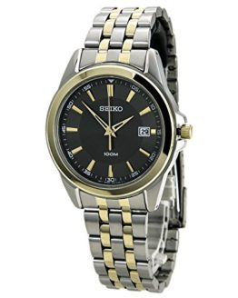Seiko Bracelet Men's Quartz Watch SGEG90