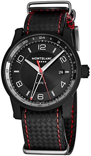 Montblanc Timewalker UTC Mens Automatic Dual Time Zone Watch