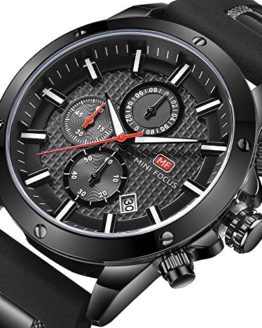 Casual Sport Watches for Men,Fashion Quartz Watch
