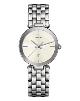 Rado Women's Florence 28mm Steel Bracelet & Case Sapphire Crystal Watch