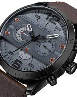 Men Quartz Business Waterproof Casual Analog Wrist Watch Men Sport Watch