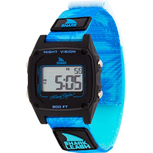 Freestyle Shark Classic Leash Aloha Blue Palms Unisex Watch