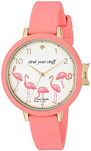 kate spade new york Women's Quartz Stainless Steel Watch
