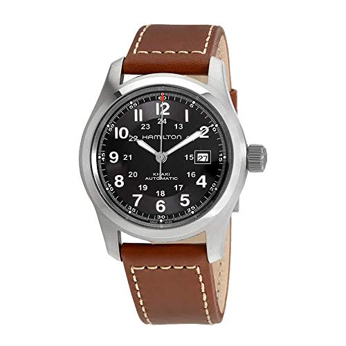 Hamilton Men's Khaki Field Stainless Steel Automatic Watch