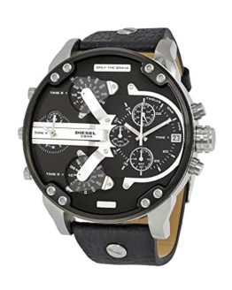 Diesel Men's Mr Daddy 2.0 Quartz Stainless Steel WatchDiesel Men's Mr Daddy 2.0 Quartz Stainless Steel Watch