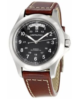 Hamilton Men's Khaki King Series Stainless Steel Automatic Watch