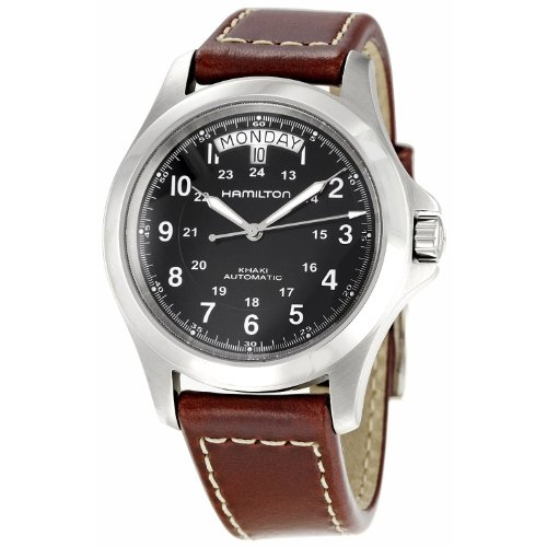 Hamilton Men's Khaki King Series Stainless Steel Automatic Watch