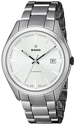 Rado Men's R32272102 Hyperchrome Analog Display Swiss Automatic Silver Watch