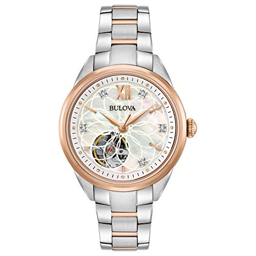 Bulova Women's Automatic Stainless Steel Casual Watch