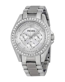 Fossil Women's Riley Multifunction Stainless Steel Watch