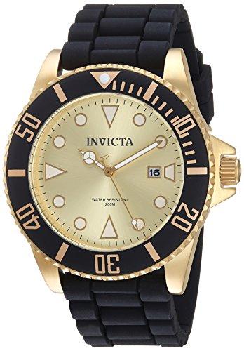 Invicta Women's 'Pro Diver' Quartz Stainless Steel