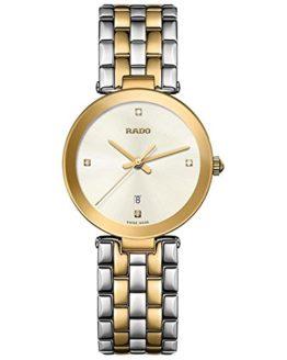 Rado Women's Florence Diamonds 28mm Multicolor Quartz Watch