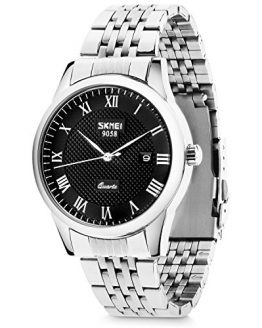 Men's Quartz Analog Watches, Aposon Classic Business Casual Roman