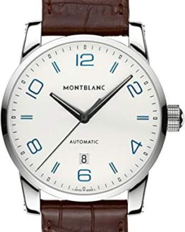 MontBlanc Timewalker Date Automatic Mens Watch 110338