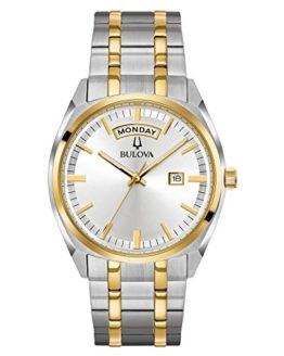 Bulova Men's 'Classic' Quartz Stainless Steel Casual Watch