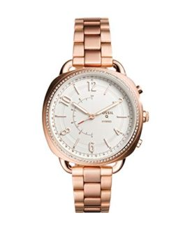 Fossil Women's Accomplice Stainless Steel Hybrid Smartwatch