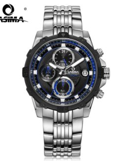 Fashion Watches Men Casual Charm Chronograph Cool Sport Men's Quartz Watch