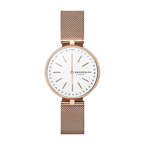Skagen Connected Women's Signatur T-Bar Quartz Watch