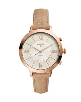 Fossil Q Women's Jacqueline Stainless Steel Smartwatch
