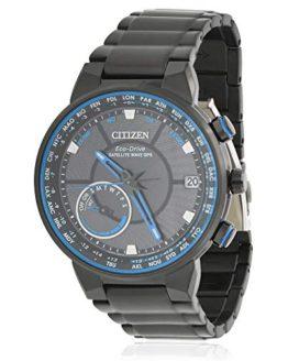 Men's Citizen Eco-Drive Satellite Wave GPS Freedom Watch