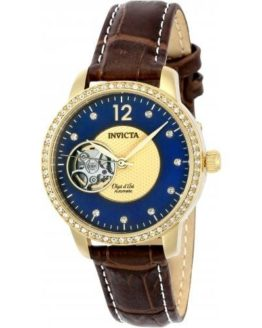 Invicta Women's Objet D Art Automatic-self-Wind Watch