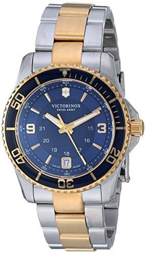 Victorinox Swiss Army Maverick Blue Dial Women's Watch
