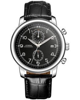 SINOBI Relogio Masculino Men's Military Sports Chronograph Wrist Watches
