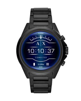 Armani Exchange Men's Smartwatch Touchscreen Watch