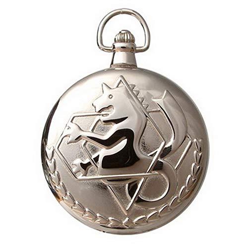 Fullmetal Alchemist Edward Elric's Pocket Watch Cosplay Item Shining Plate Ver