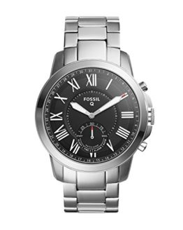 Fossil Hybrid Smartwatch - Q Grant Stainless Steel