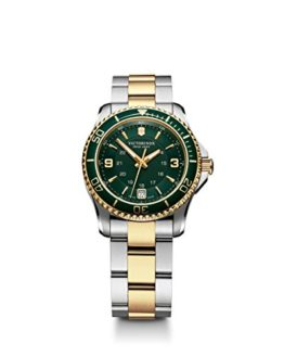 Victorinox Swiss Army Women's Maverick Watch with Green Dial