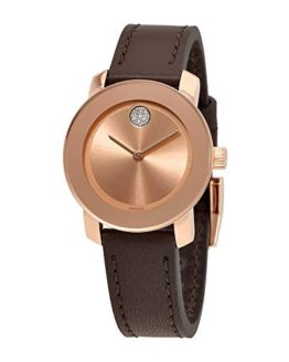 Movado Women's Bold - Rose Gold Tone One Size