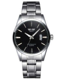 Luxury Watch Men Stainless Steel Band Wrist watch